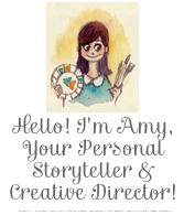 I'm your Personal Storyteller and Creative Director